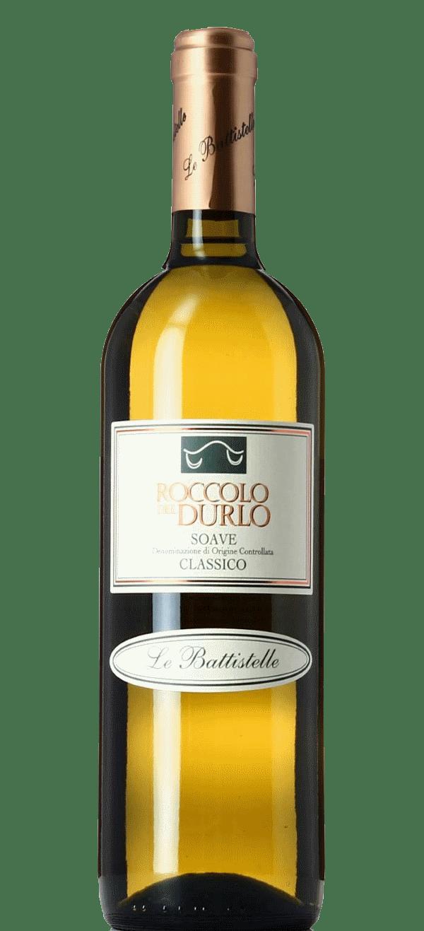 Vino bianco Soave Classico Roccolo del Durlo