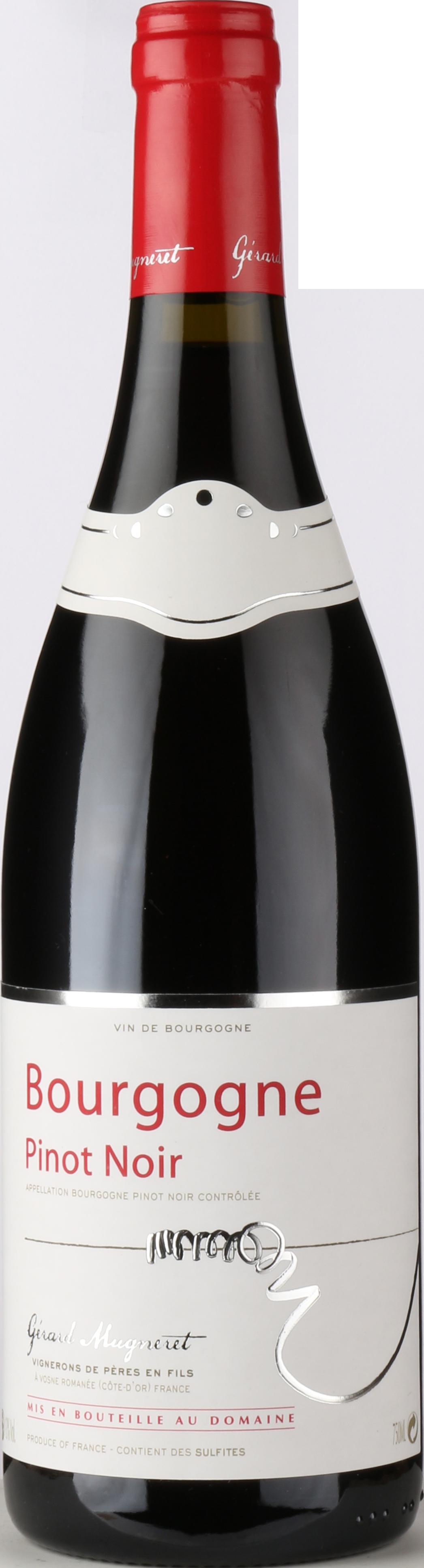 Vino rosso Bourgogne Pinot Noir