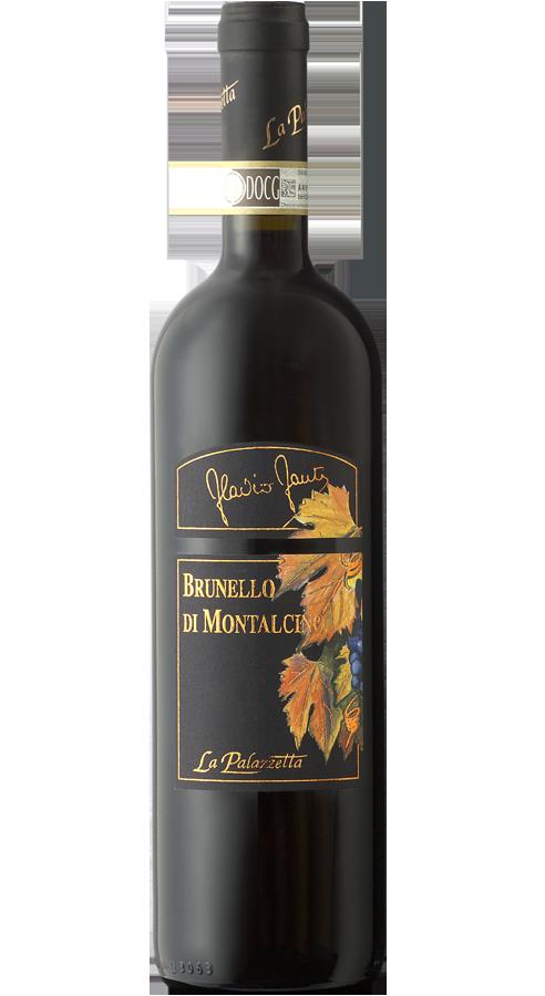 Vino rosso Brunello di Montalcino La Palazzetta