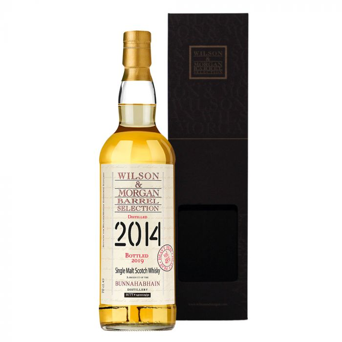 Distillato Whisky Bunnahabhain Heavy Peat W&M