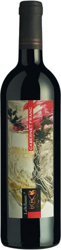 Vino rosso Cabernet Franc Venezia Giulia