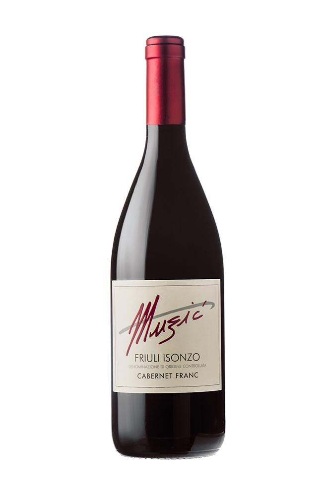 Vino rosso Cabernet Franc Friuli Isonzo