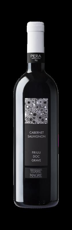 Vino rosso Cabernet Sauvignon Friuli Grave