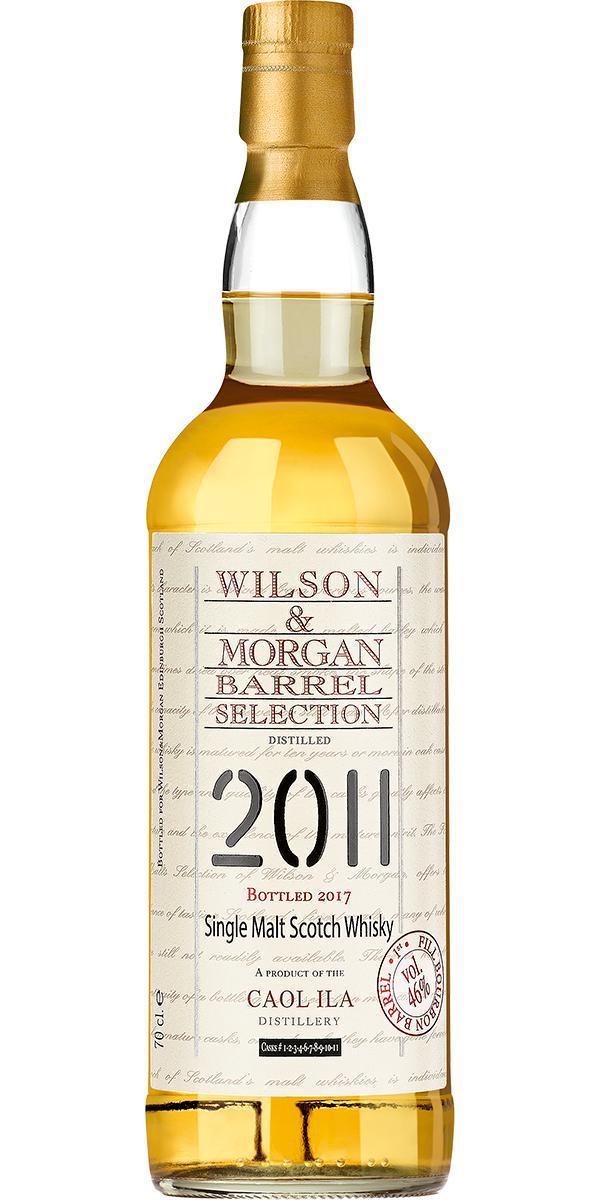 Distillato Whisky Caol Ila W&M