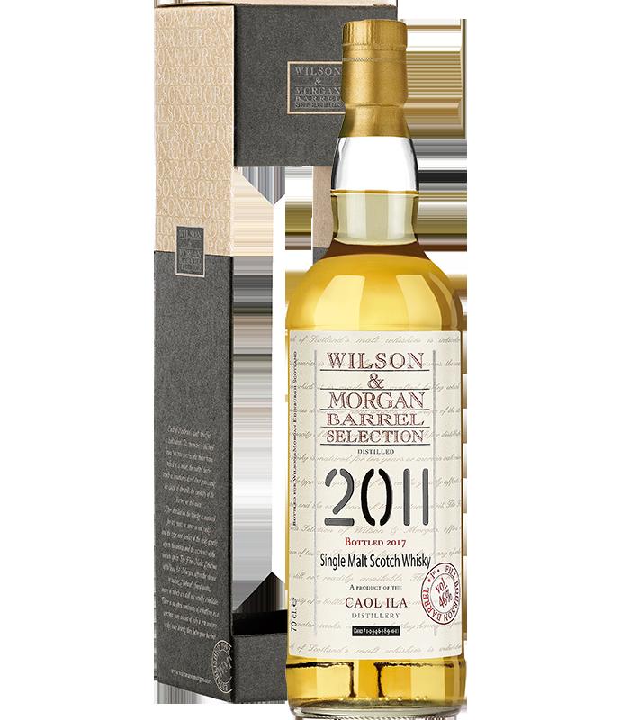 Confezione regalo Whisky Caol Ila Wilson & Morgan