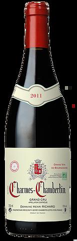 Vino rosso Charmes Chambertin G. Cru