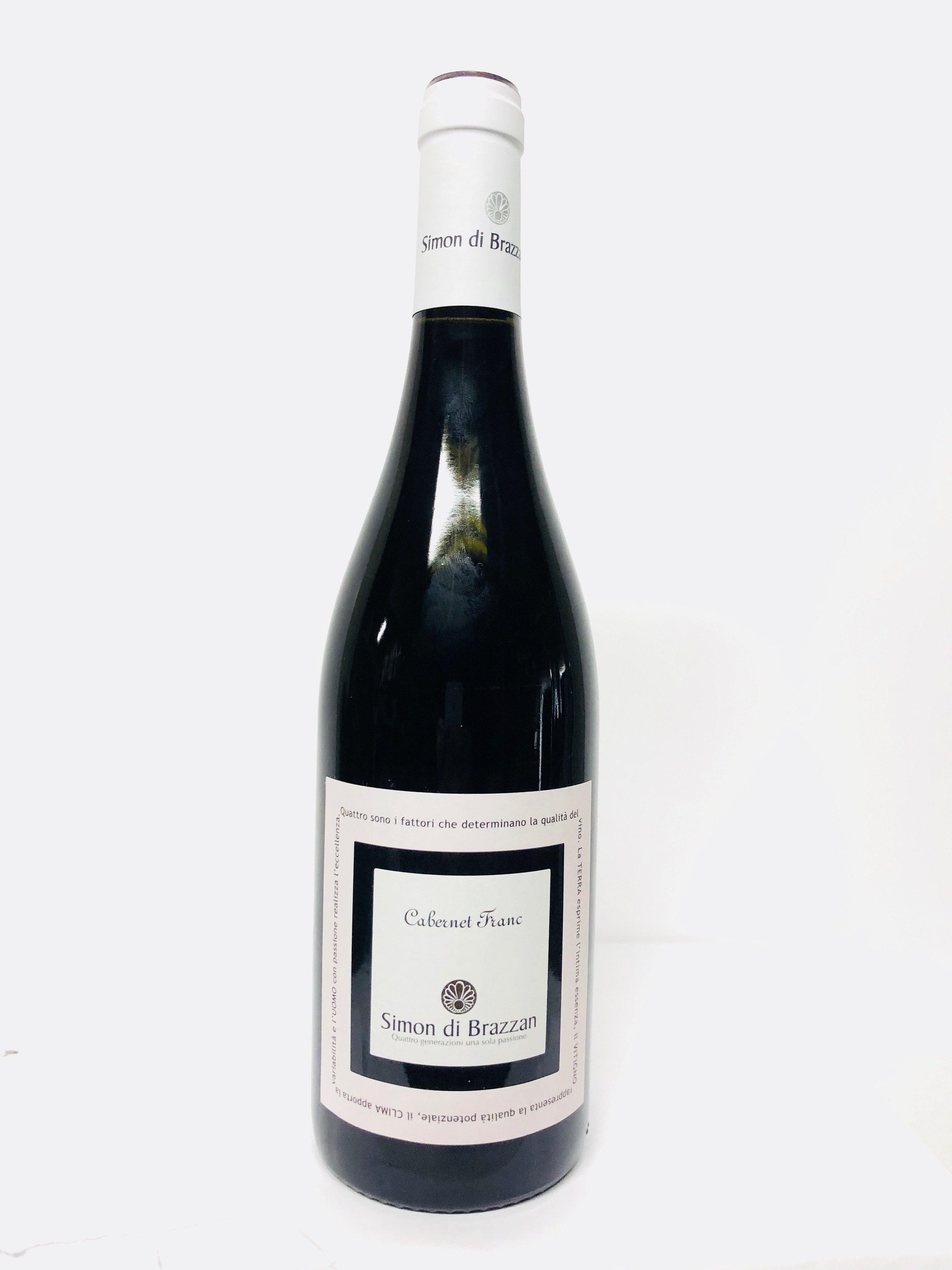 Vino rosso Cabernet Franc Friuli Venezia Giulia