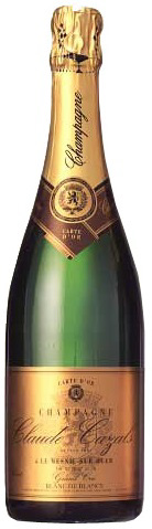 Vino rosso Carte Or Grand Cru Brut