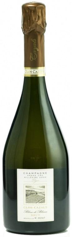 Vino rosso Clos Cazals Grand Cru Extra Brut