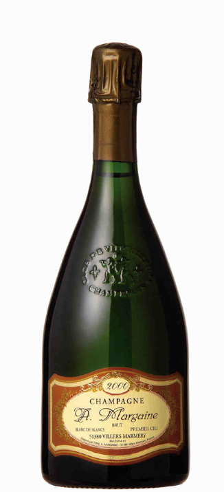 Vino rosso Brut Premier Cru Blanc de Blancs Special Club