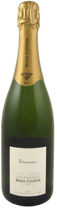 Vino champagne Resonance Extra Brut