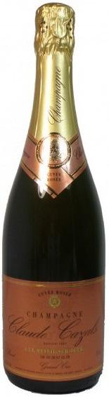 Vino champagne Rosè Grand Cru Brut