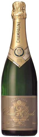 Vino champagne Vive Grand Cru Extra Brut