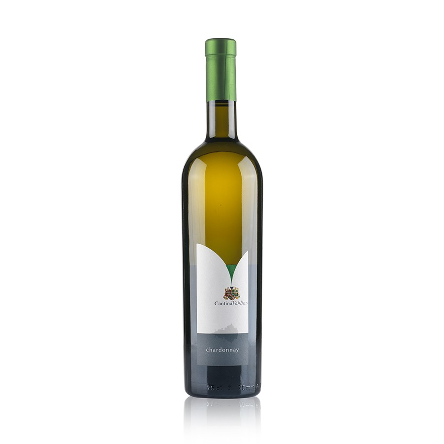 Vino bianco Chardonnay Trentino