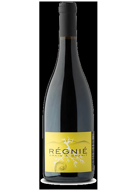Vino rosso Régnié Grain & Granit
