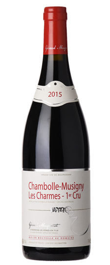 Vino rosso Chambolle Musigny 1er Cru Les Charmes