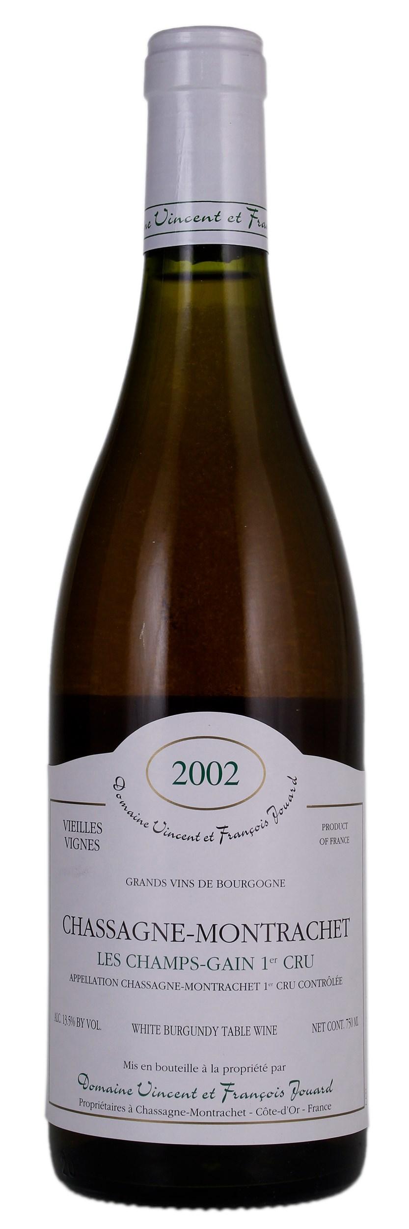 Vino bianco Chassagne-Montrachet