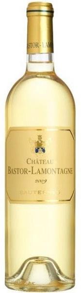 Vino bianco Chateau Bastor Lamontagne Sauternes