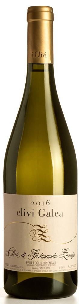Vino bianco Clivi Galea Colli Orientali del Friuli