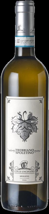 Vino bianco Trebbiano Spoletino Superiore Non Filtrato