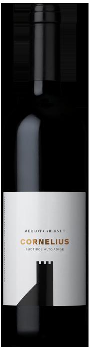 Vino rosso Merlot Cabernet Cornelius