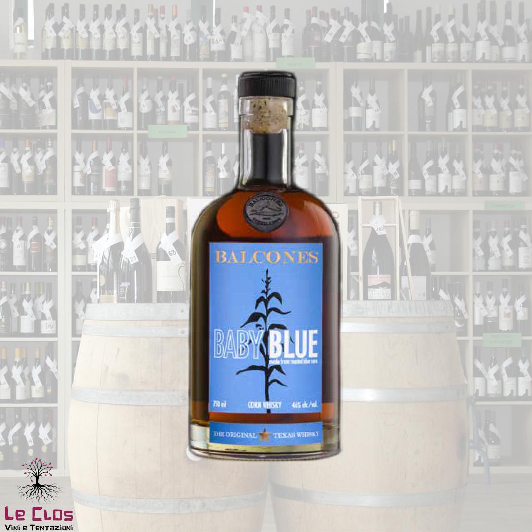 Distillato Whisky Baby Blue Corn Balcones Distillery