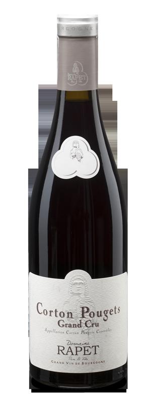 Vino rosso Corton Pougets Grand Cru