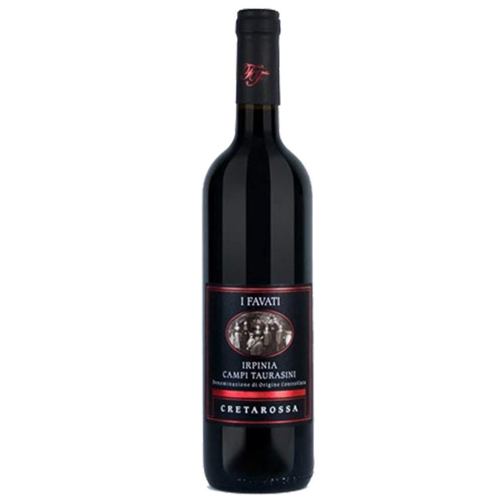 Vino rosso Cretarossa Irpinia Campi Taurasini