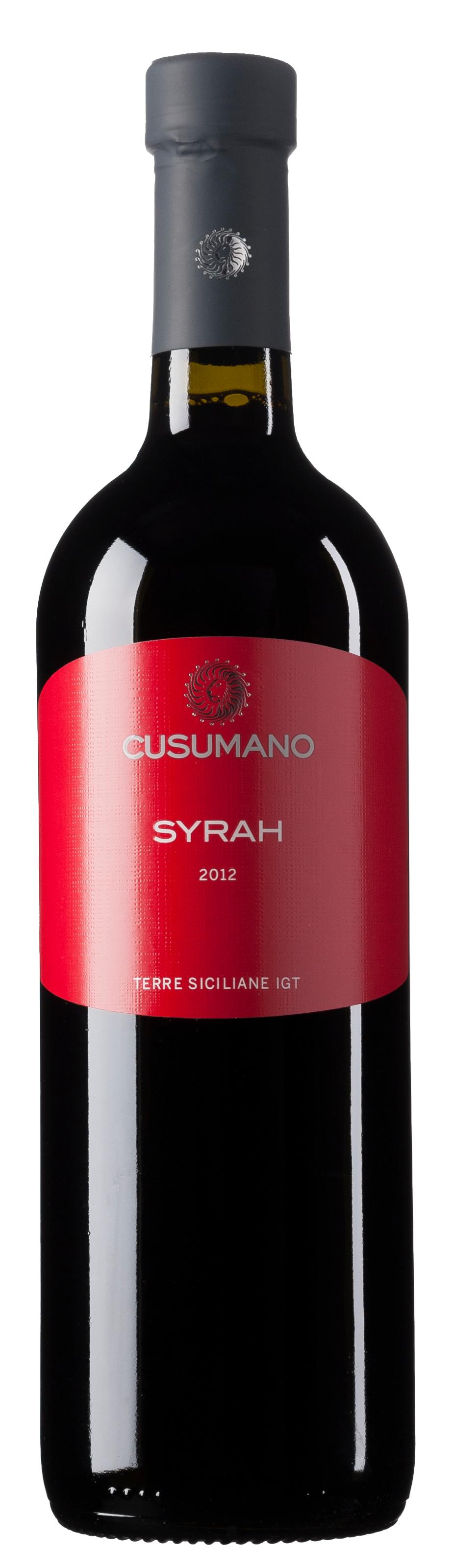 Vino bianco Syrah Terre Siciliane