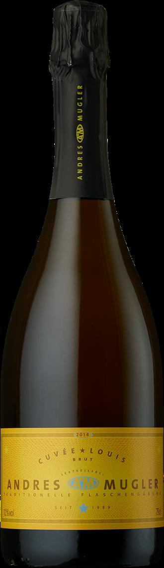 Vino rosso Cuvée Louis Brut
