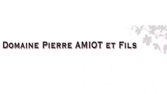 Cantina vitivinicola Pierre Amiot et Fils