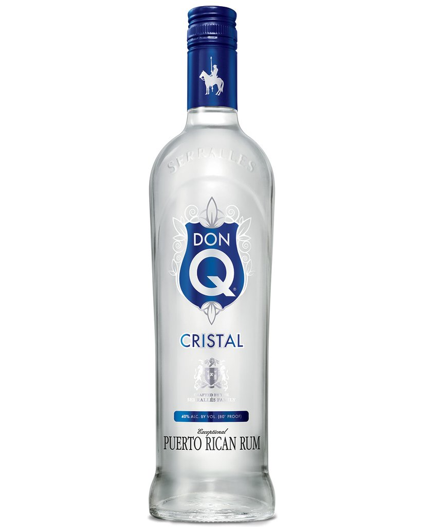 Distillato Rum Cristal Puerto Rico DonQ