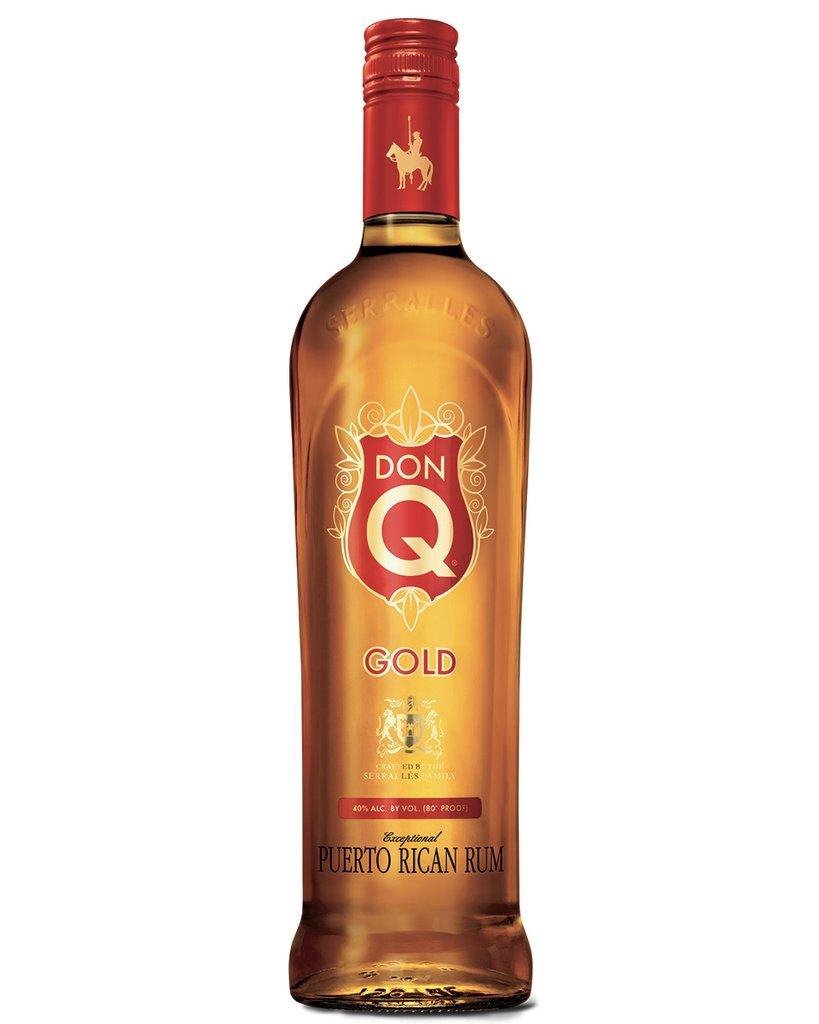 Distillato Rum Gold Puerto Rico DonQ