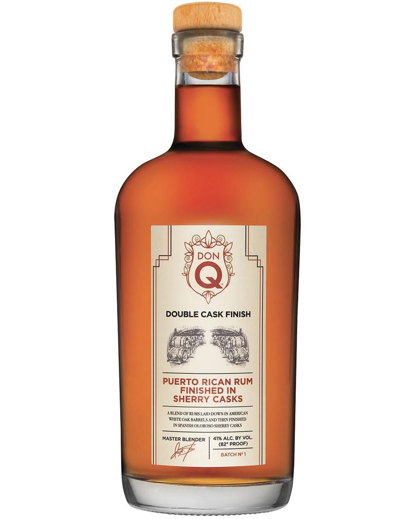 Distillato Rum Sherry Cask Finish Puerto Rico DonQ
