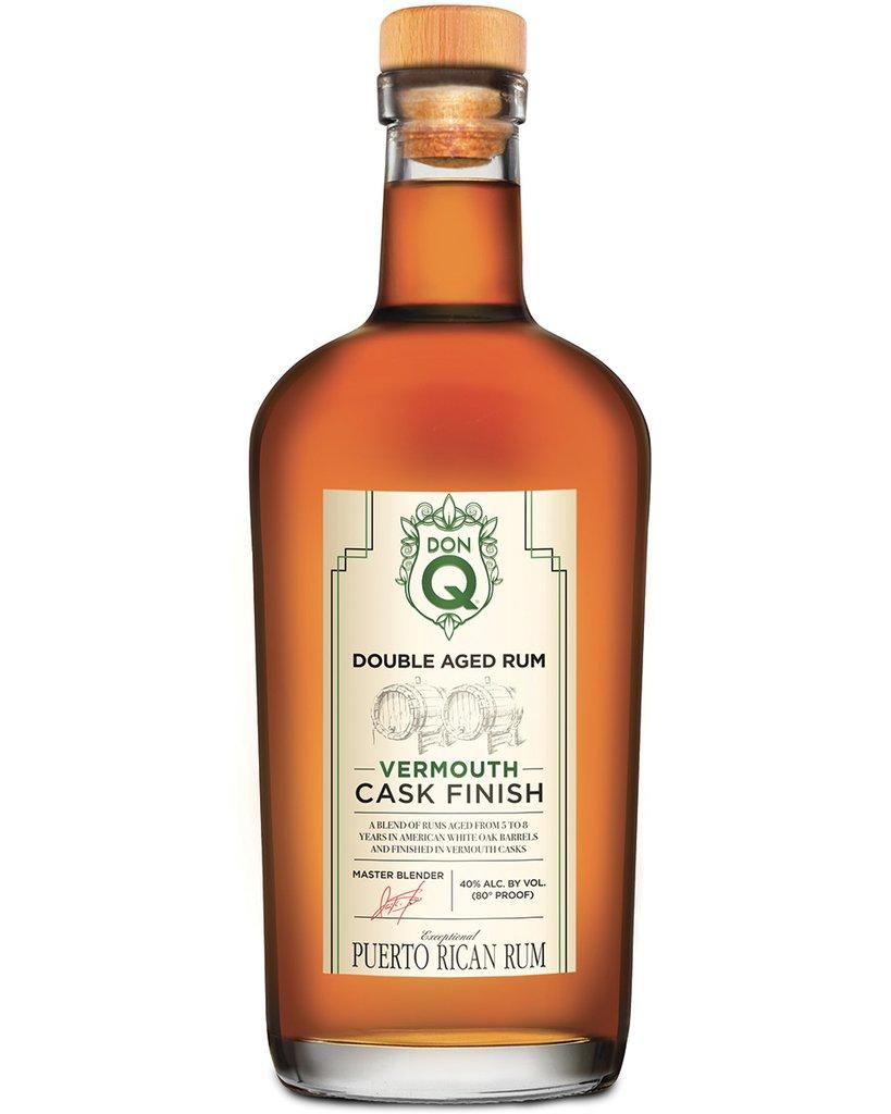Distillato Rum Vermouth Cask Finish DonQ