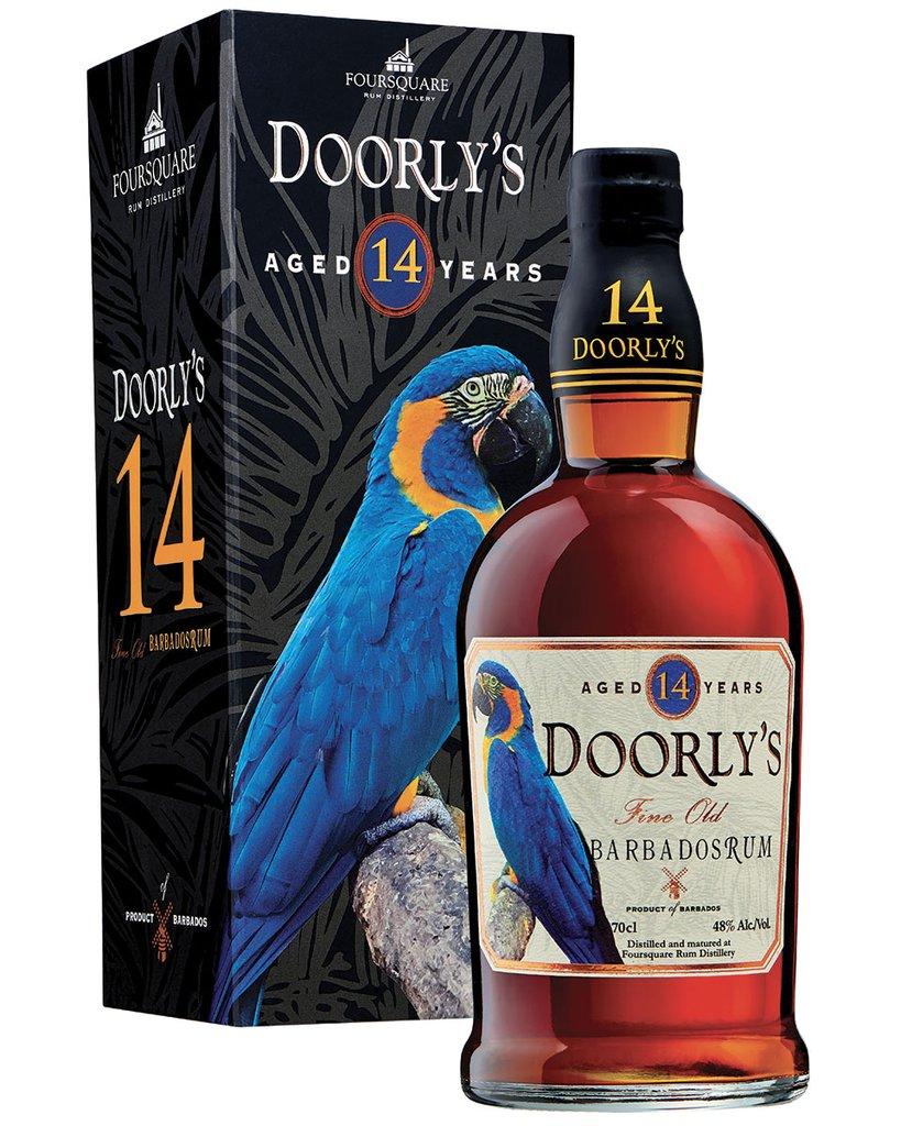 Distillato Rum Doorly's 14 anni Barbados Foursquare