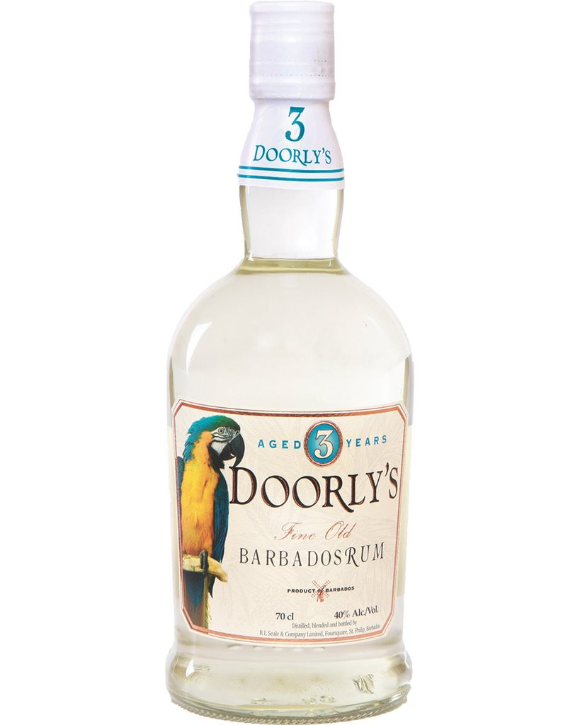 Distillato Rum Doorly's 3 anni Barbados Foursquare