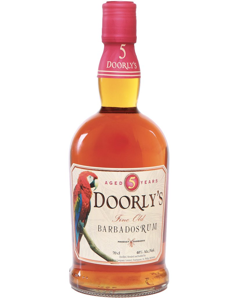 Distillato Rum Doorly's 5 anni Barbados Foursquare