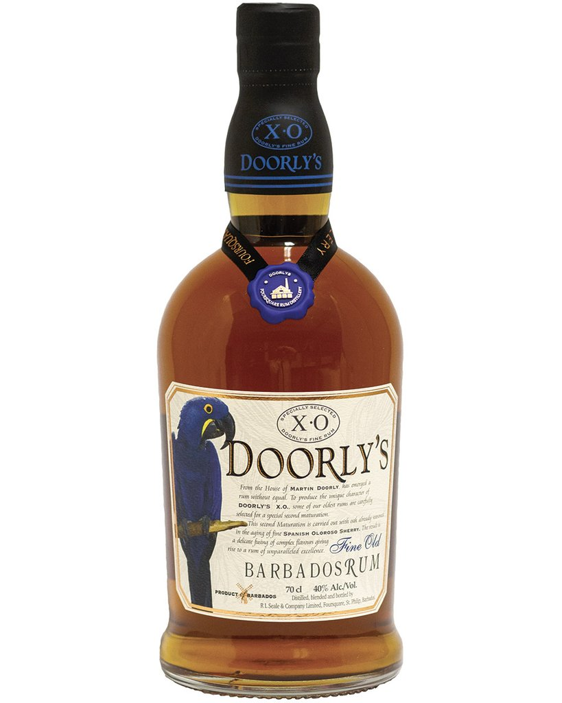 Distillato Rum Doorly's XO anni Barbados Foursquare
