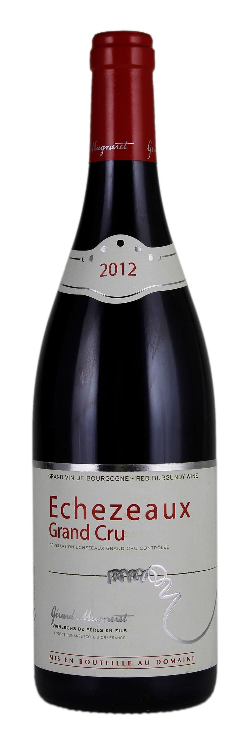 Vino rosso Echezeaux Grand Cru