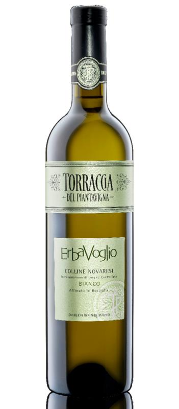 Vino bianco Erbavoglio Erbaluce Colline Novaresi