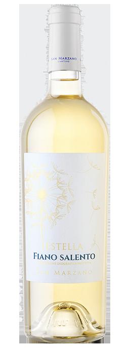 Vino bianco Estella Fiano Salento