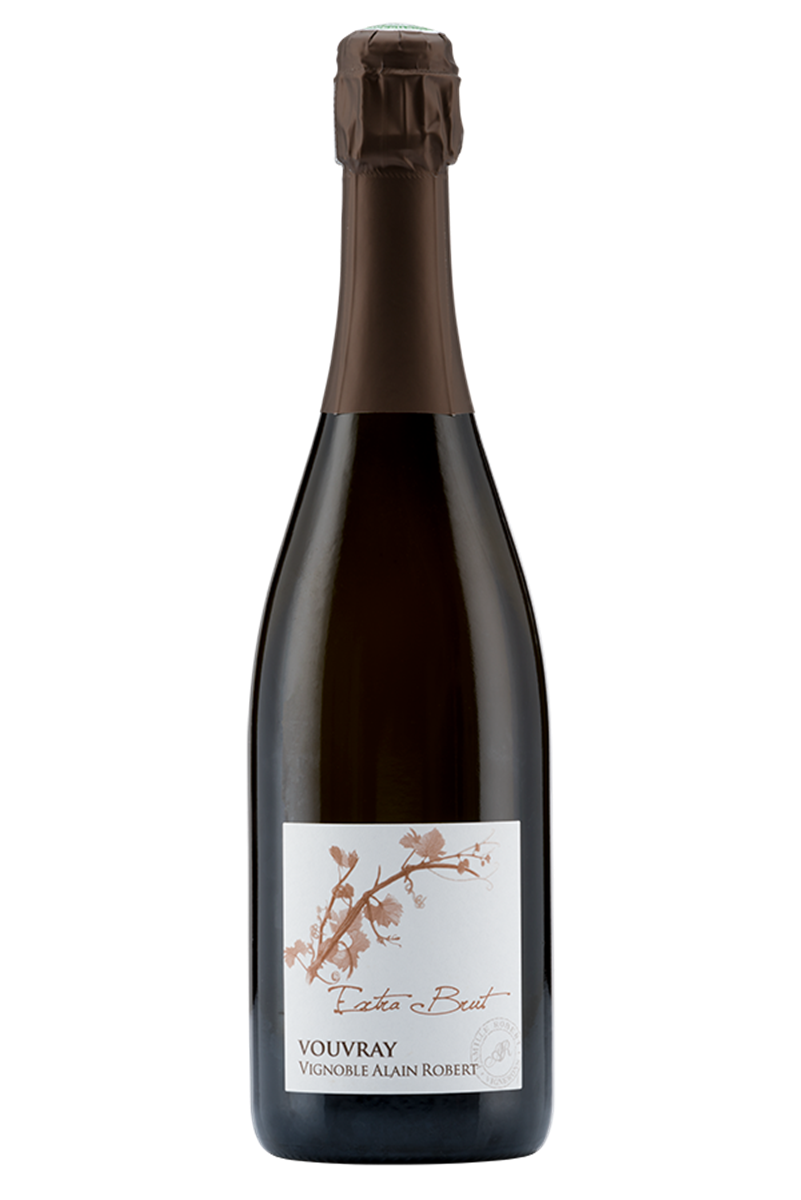 Vino rosso Vouvray Methode Traditionnelle Extra Brut