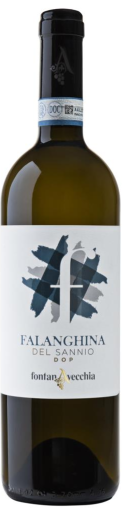 Vino bianco Taburno Falanghina del Sannio