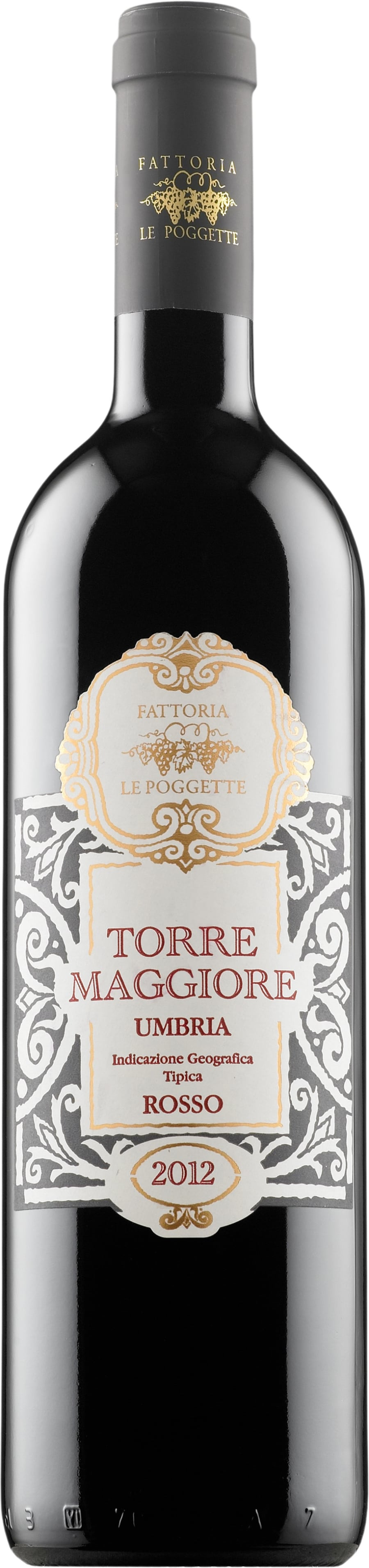 Vino rosso Torre Maggiore Umbria