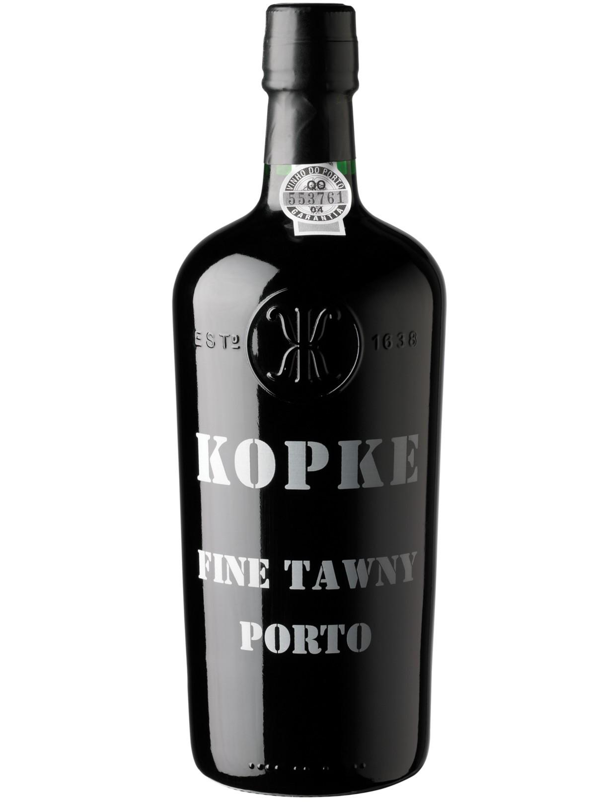 Confezione regalo Porto Fine Tawny Kopke