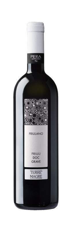 Vino bianco Friulano Friuli Grave