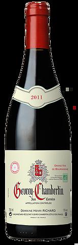 Vino rosso Gevrey-Chambertin Aux Corvées