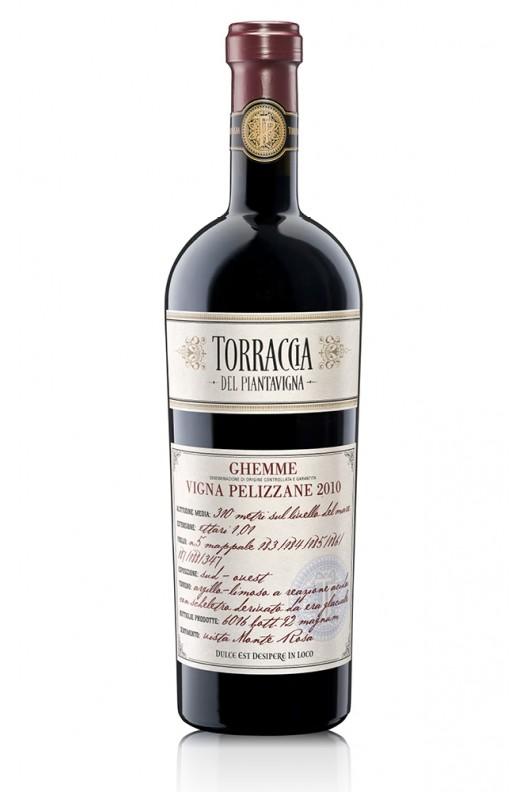 Vino rosso Ghemme Vigna Pelizzane