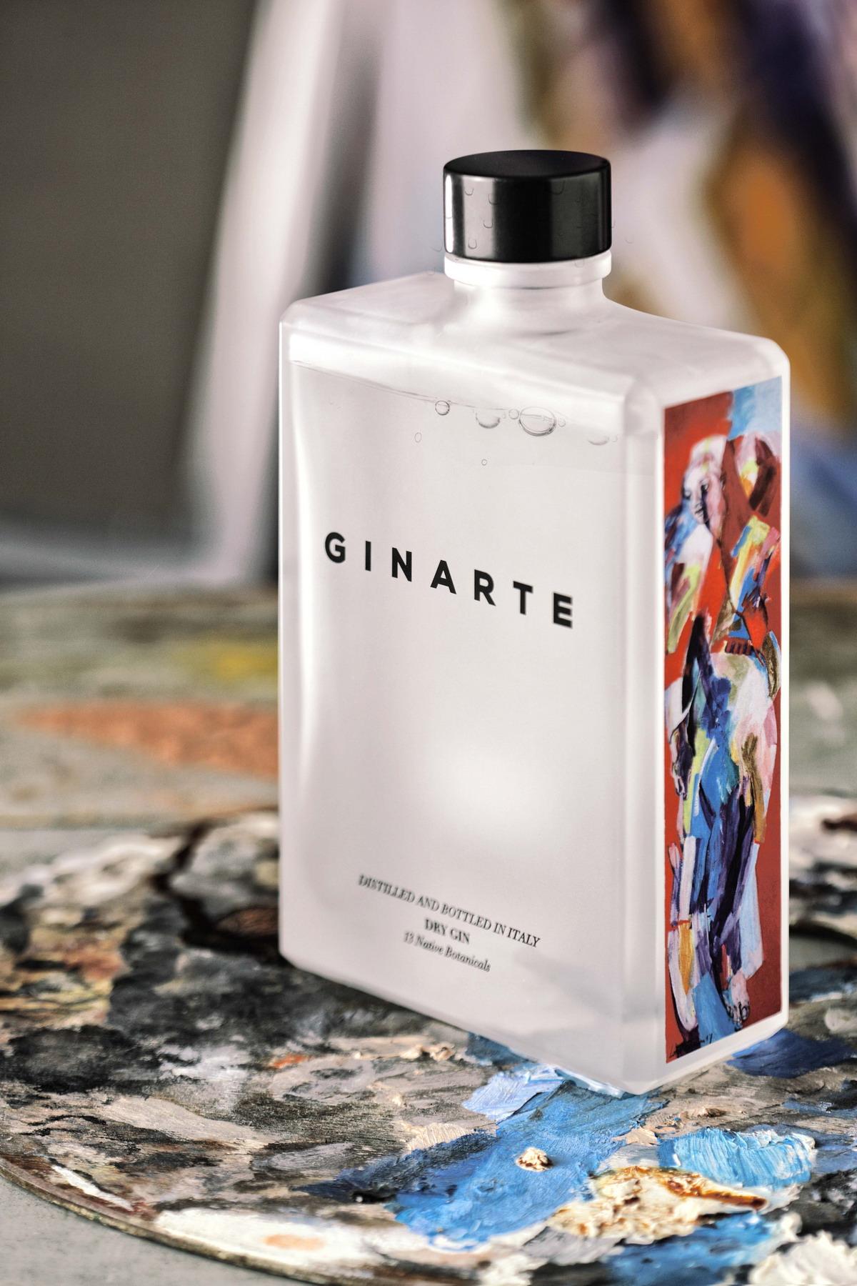 Confezione regalo Gin Arte Italia
